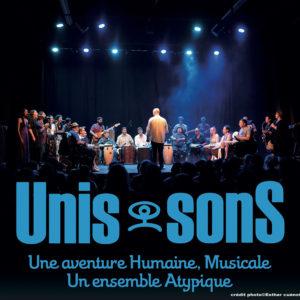 Photo com Unis-sons
